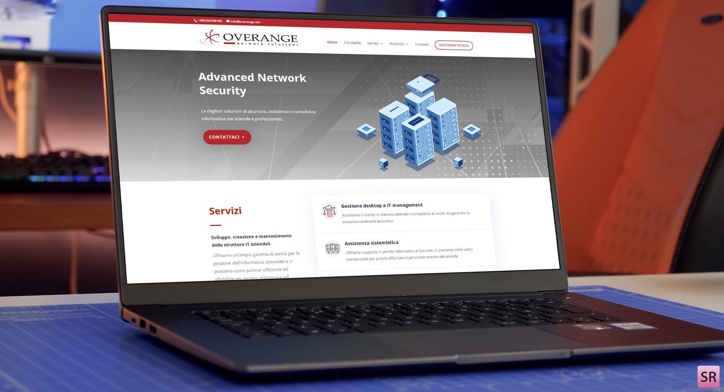 overange-website